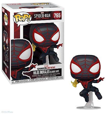 Pop! Spider-Man: Miles Morales(Classic Suit) #765 - Funko