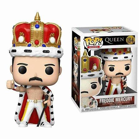 Pop! Queen: Freddie Mercury #184 - Funko