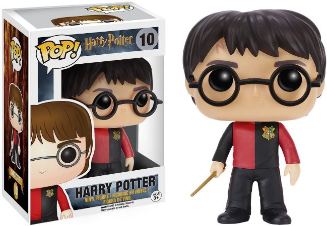 Funko Pop Harry Potter - Harry Potter #10