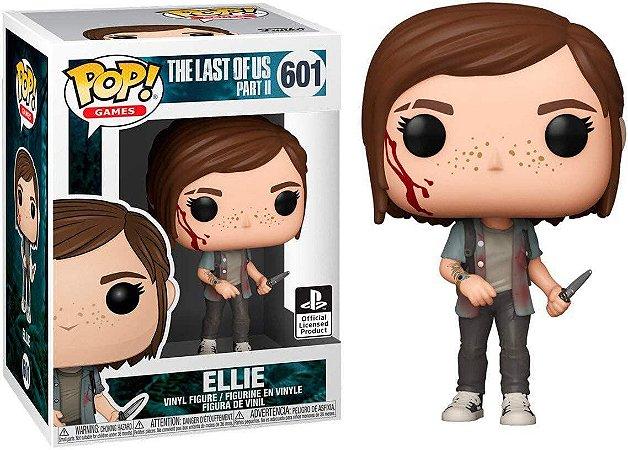 Pop! The Last Of Us Ii: Ellie #601 - Funko