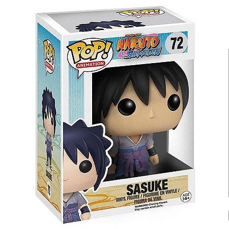 Funko Pop Naruto - Sasuke #72