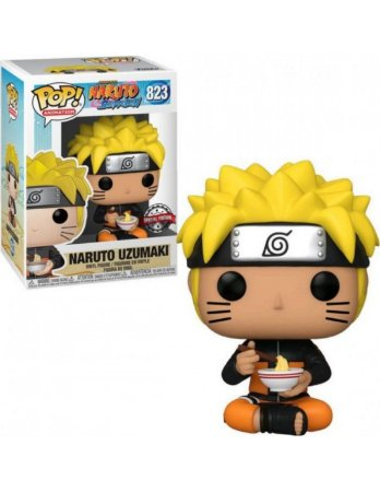 Pop! Naruto: Naruto Uzumaki(With Noodles) #823 - Funko