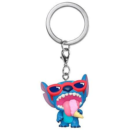 Pop! Disney: Stitch Summer - Funko Keychain