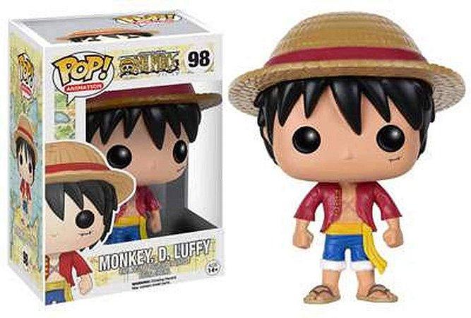 Pop! One Piece: Monkey D. Luffy #98 - Funko