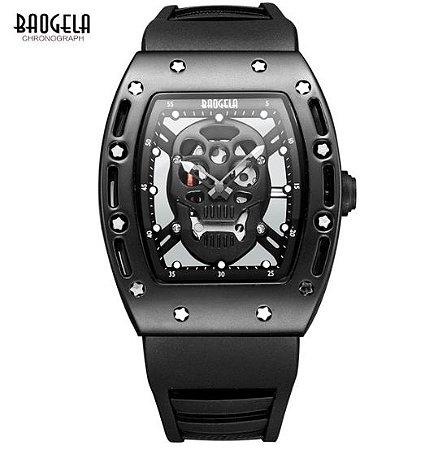 d3f257356d8 Relógio de Luxo Caveira Baogela - Texas Relógios