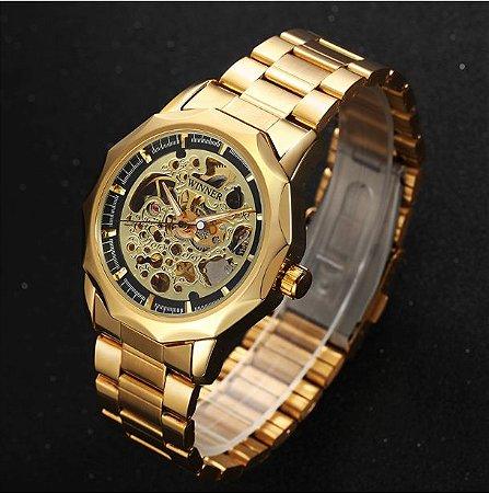 5eda5071799 Relógio de Luxo Winner Royale - Texas Relógios