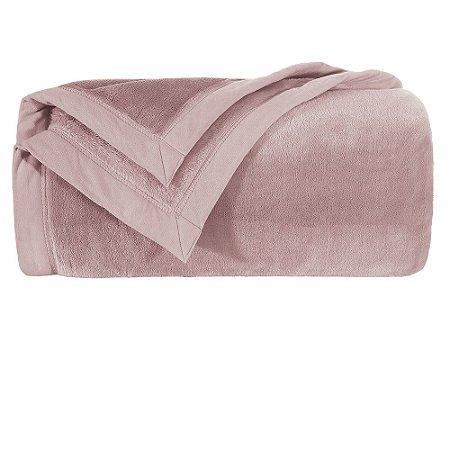 Cobertor Manta Blanket Casal 600 Rose - Kacyumara