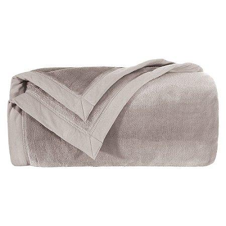 Cobertor Manta Blanket 600 Queen Lisa Fend Claro Kacyumara