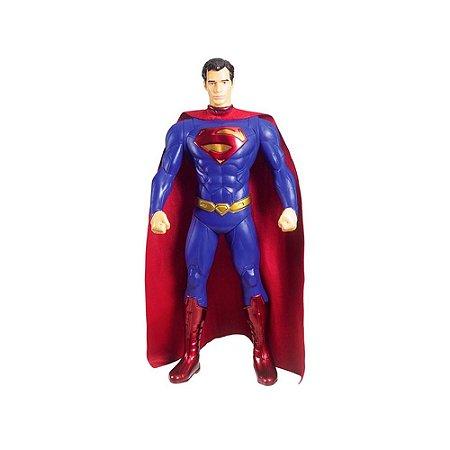 Boneco Superman Articulado 40cm Mimo