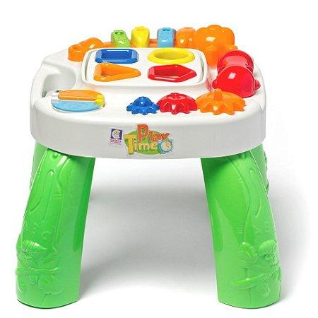 Mesa de Atividades Play Time Cotiplás