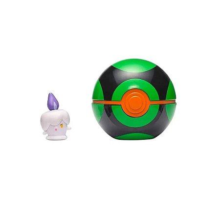 Pokemon LITWICK Pokebola Clip'n'go - Sunny