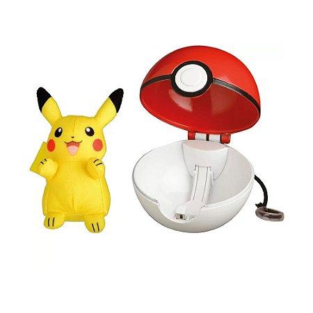 Pokemon Pikachu  Pop Action Pokebola Sunny