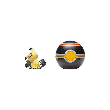 Pokemon Mimikyu Pokebola Clip'n'go - Sunny