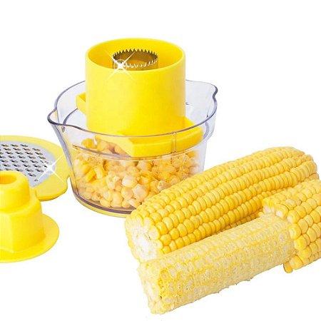 Debulhador Ralador Manual para Espigas de Milho