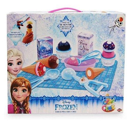 Crec Crec Sorveteria da Frozen Toyng
