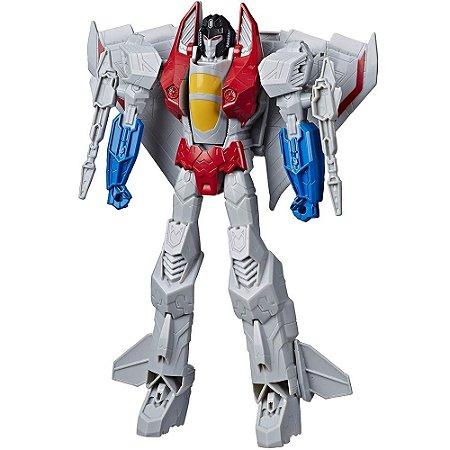 Boneco Starscream Transformers Hasbro