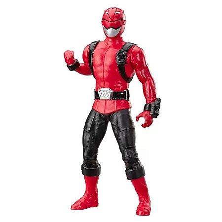 Boneco Power Rangers Vermelho - Hasbro