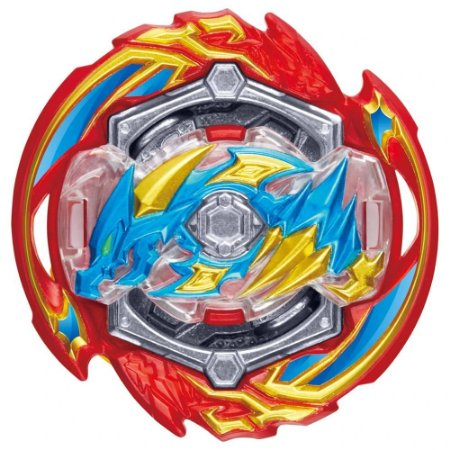 Pião Beyblade Hyper Sphere Glyph Dragon D5 e Lançador Hasbro