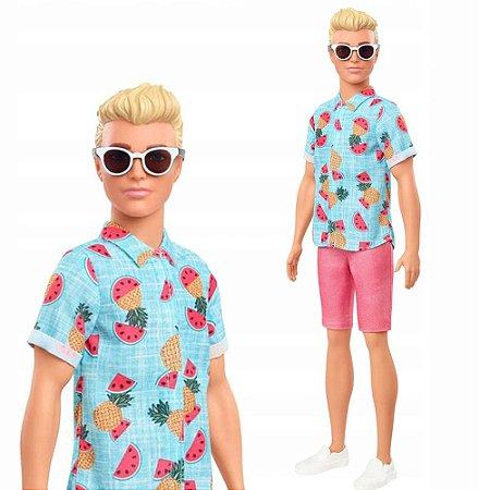 Boneco Ken Fashionistas 152 Mattel