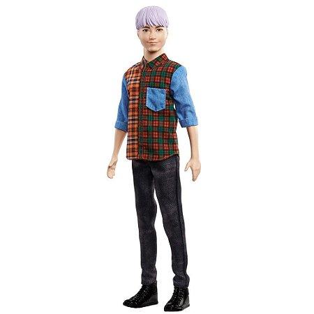Boneco Ken Fashionistas 154 Mattel