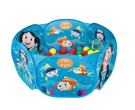 Piscina de Bolinhas Infantil Luna - Zippy