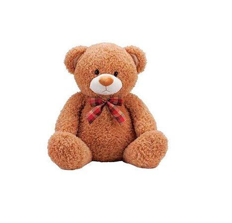 Urso Carinho M Caramelo - Buba Toys