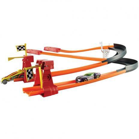 Hot Wheels Pista Turbo Corrida Mattel DNN81