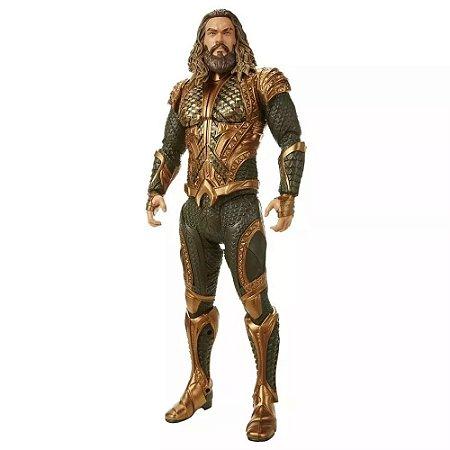 Boneco Aquaman Liga Da Justiça 45 Cm Mimo 0925