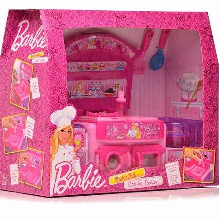 Cozinha Fashion Barbie Chef Fashion Líder