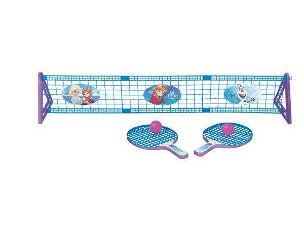 Kit Ping Pong / tenis De Mesa Marvel Frozen Lider