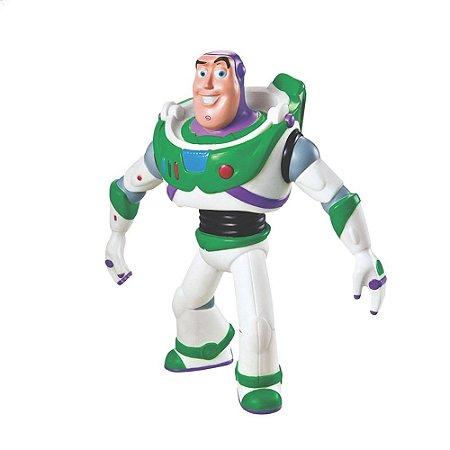 Boneco De Vinil Do Buzz Lightyear Toy Story Lider