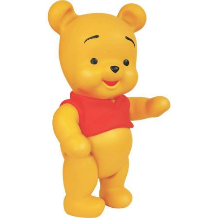 Boneco De Vinil Pooh Baby Story Lider