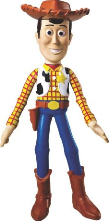 Boneco De Vinil Toy Story Woody Lider