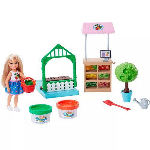 Mattel Barbie Horta da Chesea FRH75