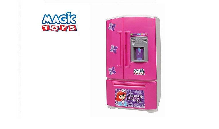 Geladeira Mágica Super Meg Inverse Magic Toys