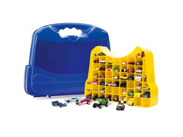 Maleta para Carrinhos Box Car Bell Toys