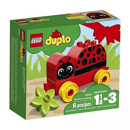 LEGO Duplo  A Minha Primeira Joaninha 10859