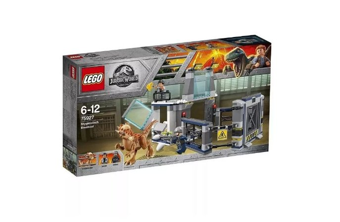 LEGO Jurassic World - Fuga do Laboratório Stygimoloch 75927