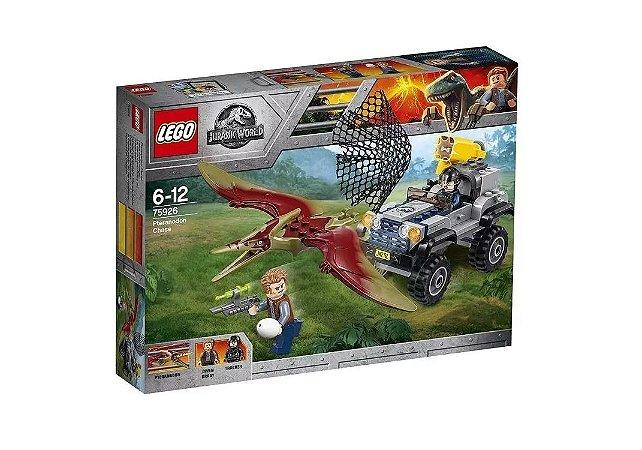 Lego Jurassic World - Perseguição Pteranodonte - 75926