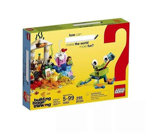 LEGO Thinking  Mundo Divertido - 10403