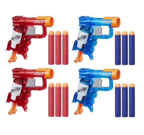Nerf  EXCL Sonic Fire & Ice Jolt c/ 04  Hasbro A7957