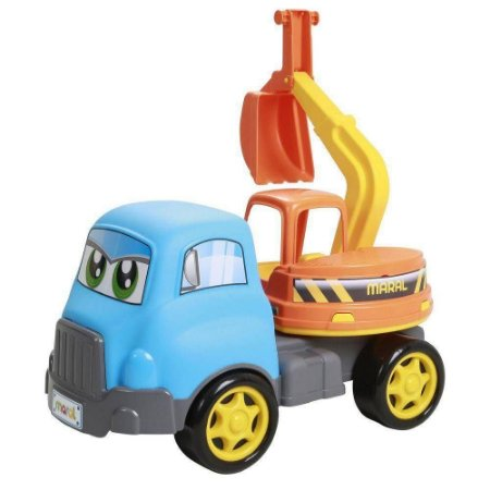 Maral Escavadeira Turbo Truck Solapa