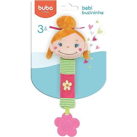 Mordedor com Buzininha Babi Buzina Buba Toys