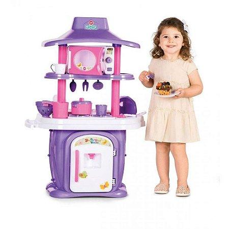 Cozinha Infantil Le Grand Chef Rosa Calesita