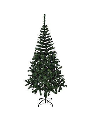 Árvore de Natal 500 Tips Pé de Plástico 1,8 m