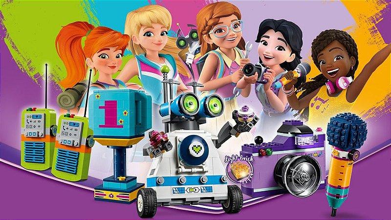 LEGO FRIENDS CAIXA DA AMIZADE - 41346