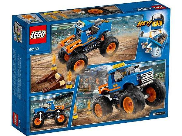 LEGO CITY CAMINHÃO MONSRO - 60180