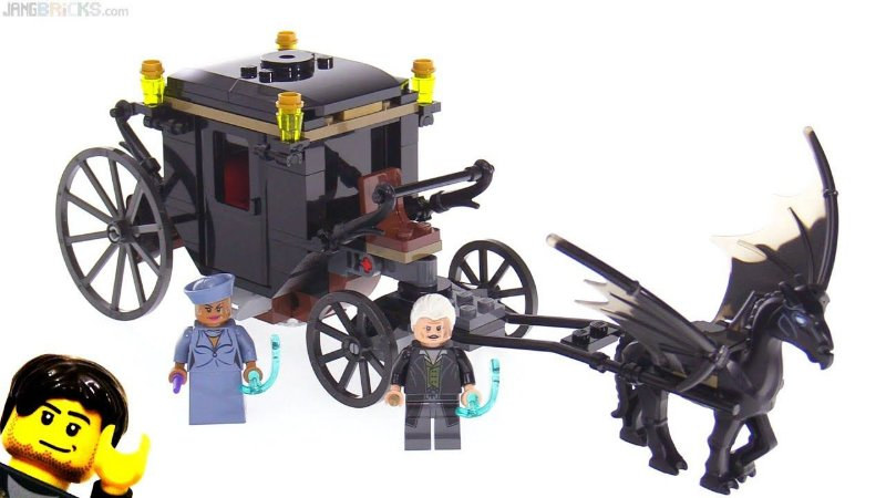 LEGO FANTASTIC BEASTS A FUGA DE GRINDELWALD'S - 75951