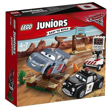 LEGO JUNIORS  WILLY TREINO DE CORRIDA CARROS - 10742