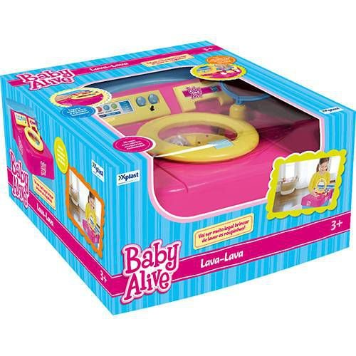 Lava Lava Baby Alive - Home Play
